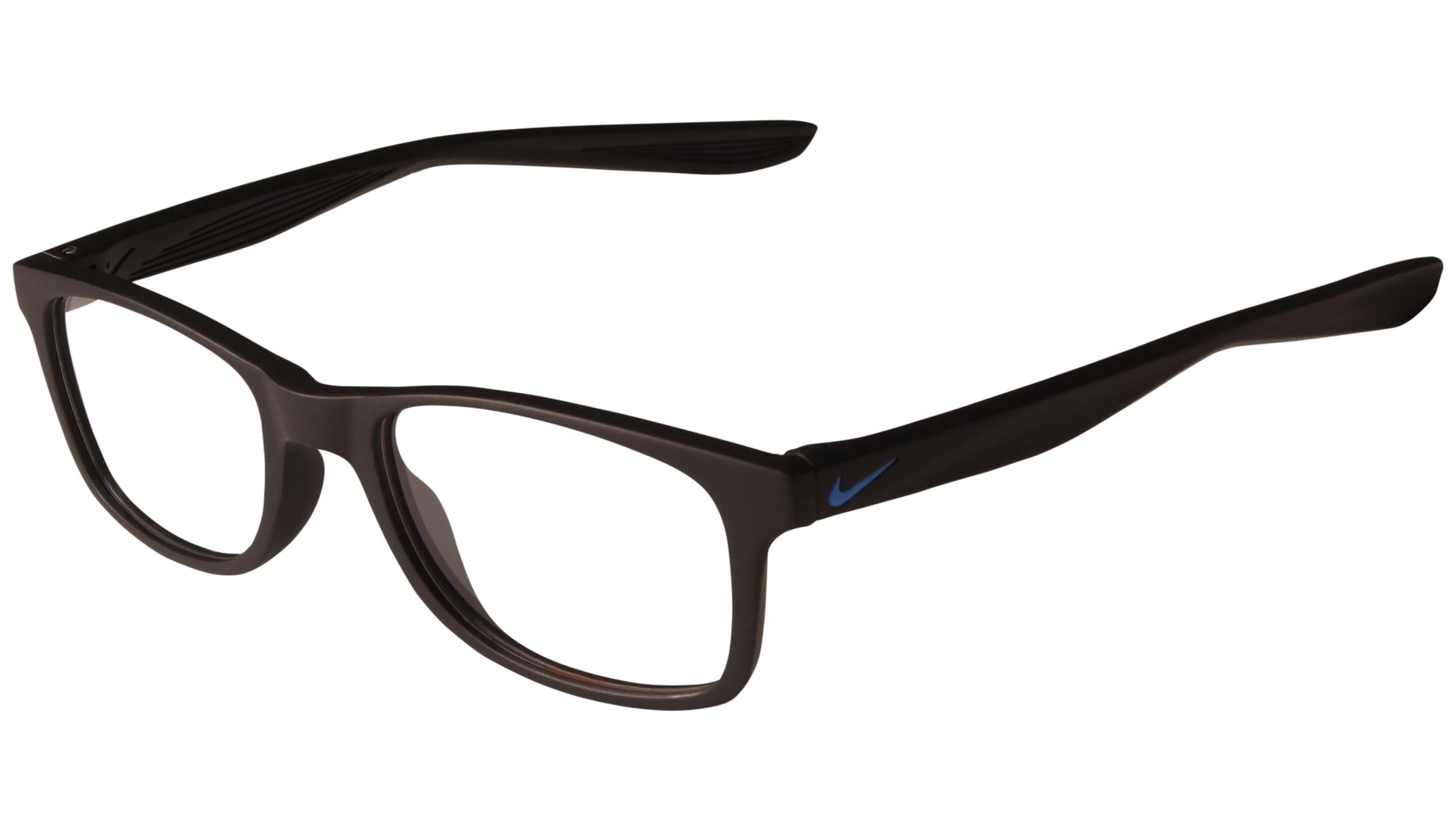 107dd052904 Nike 5004-001 Kids Eyeglasses Matte Black Nike5004-001 - Optiwow